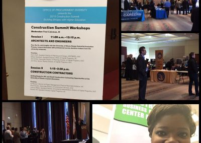 2015 Construction Summit at UIC